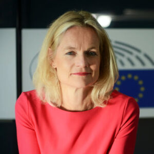 Viola von Cramon-Taubadel, MEP, Greens/EFA Member of the Foreign Affairs Committee and the European Parliament's rapporteur for Kosovo*
